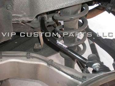 Mini R56 Front Sway Bar Bushing Replacement