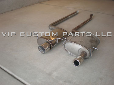 Mini Cooper Performance Exhaust By Vcp